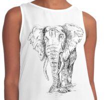 Elephant Contrast Tank