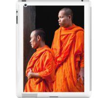 Cambodian Monks iPad Case/Skin