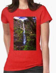 El Chorros De Giron XIX Womens Fitted T-Shirt