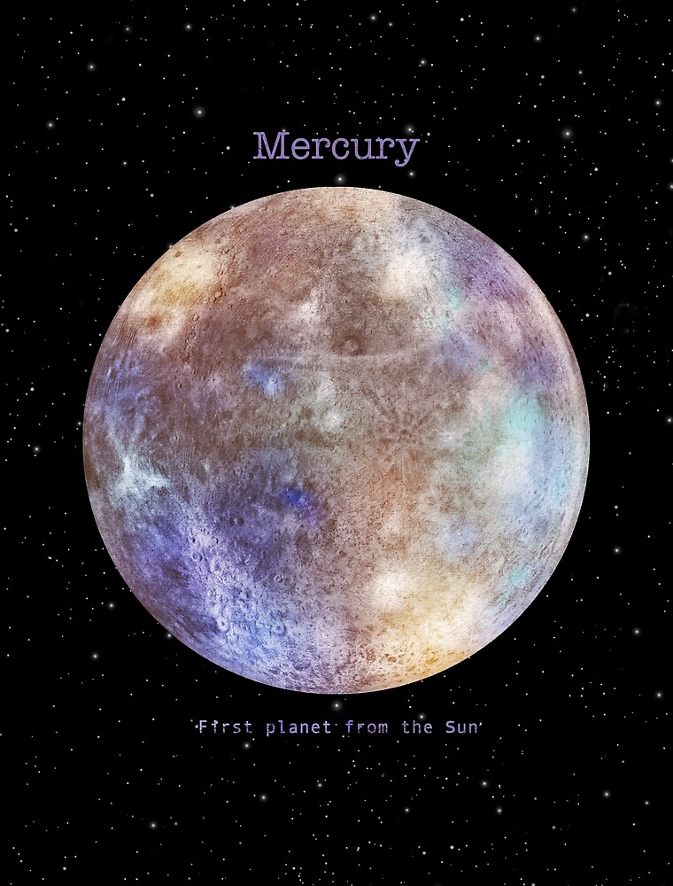 Mercury  by Terry  Fan