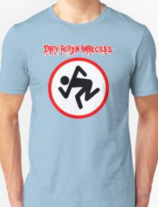 Dirty Rotten Imbeciles Unisex T-Shirt