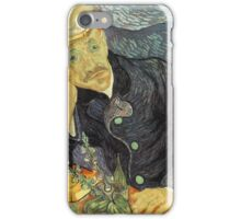 Vincent Van Gogh - Portrait Of Dr  Gachet iPhone Case/Skin