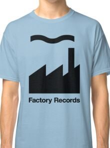 Factory Records Classic T-Shirt