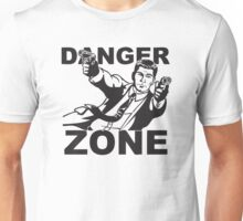 Archer Danger Zone Unisex T-Shirt