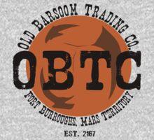 Old Barsoom Trading Co. Kids Tee
