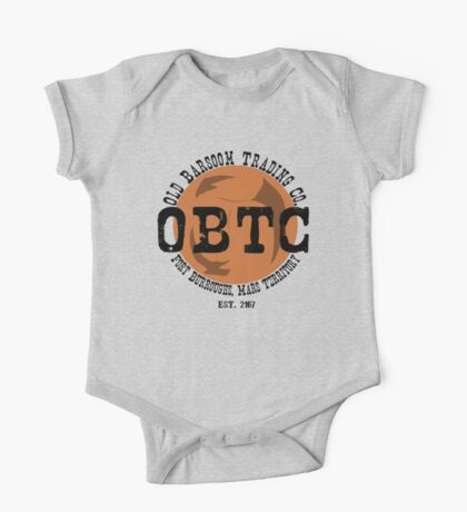 Old Barsoom Trading Co. One Piece - Short Sleeve