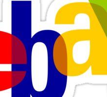 Vintage eBay logo, 1995 Sticker