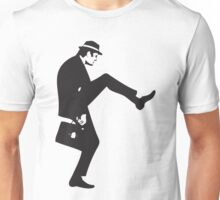 Silly Walk Monty Python Inspired Unisex T-Shirt