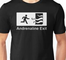 Adrenaline Junkies Unisex T-Shirt