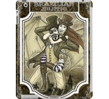 Steampunk JiuJitsu iPad Case/Skin