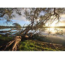 Lake Bambun - Gin Gin - Western Australia Photographic Print