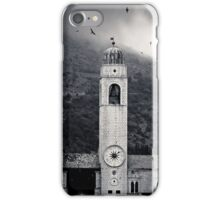 The Dark Bell Tower iPhone Case/Skin