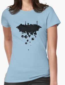 Las Vegas Card Womens Fitted T-Shirt