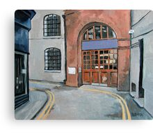 Royal Irish Automobile Club in Dublin Ireland Canvas Print