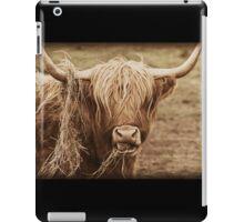 Highland Cow iPad Case/Skin