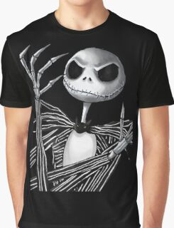 Jack Skellington Graphic T-Shirt