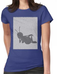 bee movie  Womens Fitted T-Shirt