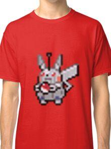Robot Pikachu Classic T-Shirt