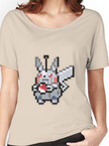 Robot Pikachu Women's Relaxed Fit T-Shirt