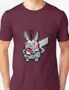 Robot Pikachu Unisex T-Shirt