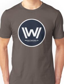 Westworld : A Delos Destination Unisex T-Shirt