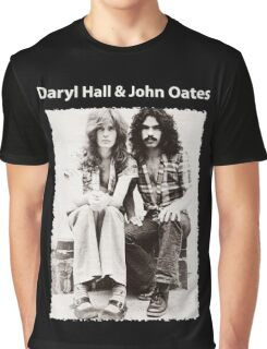 DARYL HALL AND JOHN OATES CLASSIC Graphic T-Shirt