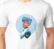 Lance Flower Crown Unisex T-Shirt