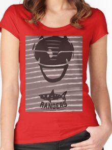 Black Ranger Women's Fitted Scoop T-Shirt