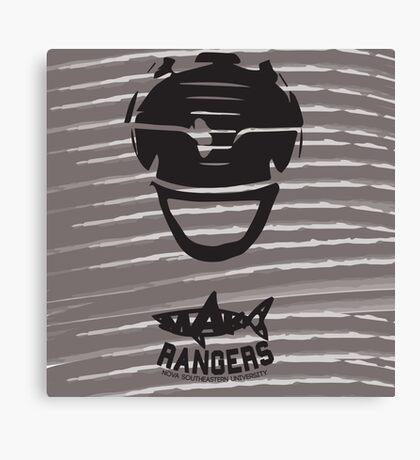 Black Ranger Canvas Print