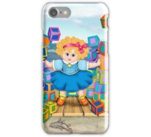 Doll Samson iPhone Case/Skin