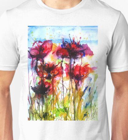 Poppy Love Unisex T-Shirt