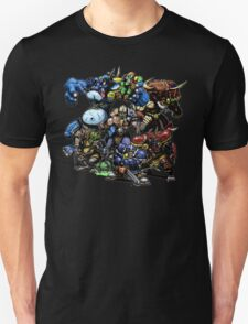 Kick off Unisex T-Shirt