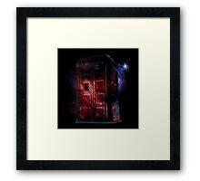 All of Space and Time Framed Print