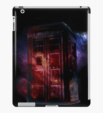 All of Space and Time iPad Case/Skin