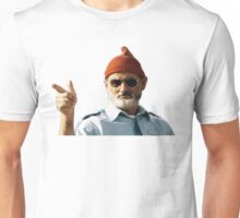 Bill Murray - The Life Aquatic non pixel  Unisex T-Shirt