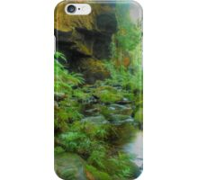 Grand canyon pool iPhone Case/Skin