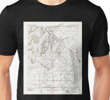 USGS TOPO Map Arizona AZ Lost Spring NE 312168 1956 24000 Unisex T-Shirt