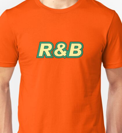R&B music Unisex T-Shirt
