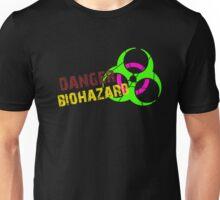 Danger Biohazard Unisex T-Shirt
