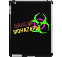 Danger Biohazard iPad Case/Skin