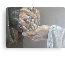 """""""Bring Her Home to Me"""" Canvas Print"""