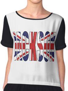 Jackson (UK) Chiffon Top
