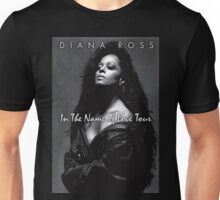 DIANA ROSS IN THW NAME OF LOVE TOUR 2016 Unisex T-Shirt