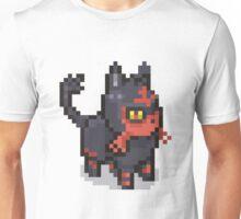 POKEMON LITTEN Pixel Spritelike Unisex T-Shirt