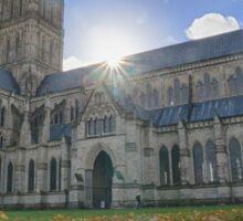 Salisbury Cathedral Sticker