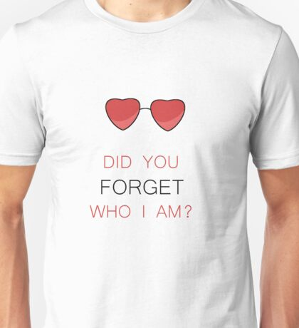 MR ROBOT DARLENE Unisex T-Shirt