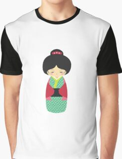 Kokeshi doll Graphic T-Shirt