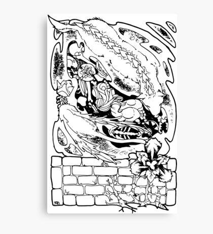 Childrens Guardians Canvas Print
