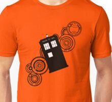 doctor who tardis r Unisex T-Shirt