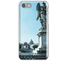 Angels from Rome iPhone Case/Skin